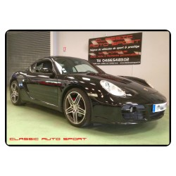 Cayman S Porsche Design Edition One